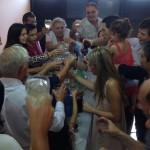 La familia y la celebracion de la boda