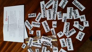 Frequency words sets