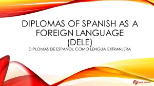 Open this link to read - Introduction - Preparation for DELE & official Spanish exam by Eva