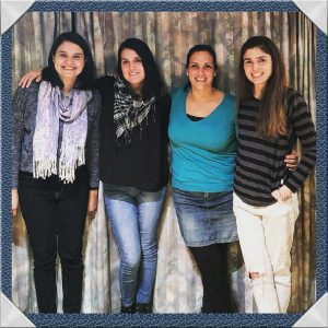 Gisella, Loreto, Eva & Laura